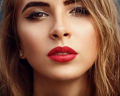Alisa (vyacheslavkrivonos) Tags: portrait woman beautiful beauty face eyes kiev photosession retouching photomodel krivonos photographer makeup
