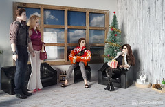 x-mas is the best time for diet (photos4dreams) Tags: photos4dreams p4d photos4dreamz twilight dress barbie mattel doll toy barbies girl play fashion fashionistas outfit kleider mode puppenstube tabletopphotography vampires vampire meyers wolf wolves indian tribe indianer edwardcullen bellaswan eclipse newmoon breakingdawn stepheniemeyer canoneos5dmark3 robertpattinson kirstenstewart ooak custommade handpainted