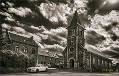 Eglise Solwaster (LedesMa FoTo) Tags: belgium belgique rando randonnée wallonie solwaster jalhay provincedeliege