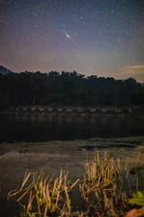 Danjera Dam Delight (nightscapades) Tags: andromeda andromedagalaxy astronomy astrophotography dso dsos deepskyobjects galaxy nightscapes nowra shoalhaven southcoastnsw stars triangulum triangulumgalaxy yalwaldam mm31 mm33 newsouthwales australia