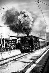 Good old Times (*Capture the Moment*) Tags: 2019 dampflok december dezember fotowalk munich münchen nikolauszug sonya7m2 sonya7mii sonya7mark2 sonya7ii sonyilce7m2 steamengine steamtrain train
