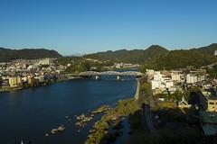木曾川 (retrue) Tags: 日本 愛知県 犬山城