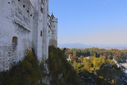 Festung Hohensalzburg, Salzburg, Austria