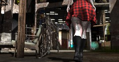 This Side of the City (Miru in SL) Tags: sl second life mesh grunge industrial ison stun poses razor virtual decay shoes boots legs walking tattoos ink vegas tattoo omega appliers