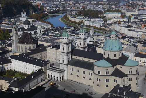 Salzburg Old Town, Salzburg, Austria