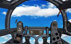 Arado 234 panel publ (gaucho_59) Tags: panels warplanes ww2 fs2004 arado 234 luftwaffe