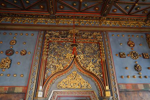Golden Chamber, Salzburg, Austria