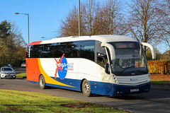 53733 BF63ZRP Stagecoach Fife (busmanscotland) Tags: 53733 bf63zrp stagecoach fife bf63 zrp volvo b9r caetano levante yorkshire traction national express east scotland