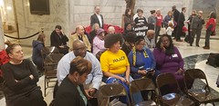 Governor Andy Beshear's Executive Action of Voting Rights Signing (Kentuckians For The Commonwealth) Tags: voting rights for proplr with felonies their past felon felony democracy frankfort executive beshear rovrc