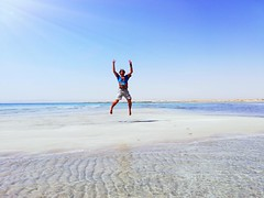 Yay (Abdullah Taher) Tags: white winter water egypt egyptian sea travel trip sky day bay sun image photo photograph phone people africa shot sand hiking lake life landscape light bright blue black beach boy nature ngc mobile man