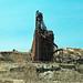 Historic gold mine workings (Victor, Cripple Creek Mining District, Colorado, USA) 1