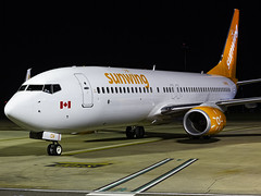 Sunwing Airlines | Boeing 737-81D | C-GNCH (MTV Aviation Photography) Tags: sunwing airlines boeing 73781d cgnch sunwingairlines boeing73781d tui tuiairways norwichairport norwich nwi egsh canon canon550d
