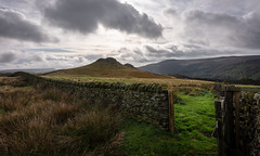 an open gate (Phil-Gregory) Tags: winnhill nikon iamnikon peakdistrict peakdistrictderbyshire d7200 derbyshire crookhill gate walls stonewall clouds countryside cloudscape colour lightroom sheffield