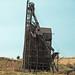 Historic gold mine workings (Victor, Cripple Creek Mining District, Colorado, USA) 2