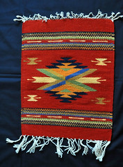 Zapotec Weaving Oaxaca Mexico Textiles (Teyacapan) Tags: tapete weavings zapotec teotitlan textiles oaxacan mexican