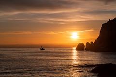 Amanecer Aguilas (A.J.Martinez.) Tags: amanecer elhornillo paisaje isladelfraile mar aguilas murcia pesca