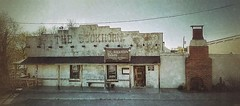 lean times at the buckhorn...(HTT) (BillsExplorations) Tags: ghosttown saloon bar vintage old weathered texturetuesday texture newmexico pinosaltos west buckhorn htt