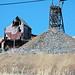 Historic gold mine workings (Victor, Cripple Creek Mining District, Colorado, USA) 5