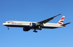 G-STBL Boeing 777-336ER British Airways (R.K.C. Photography) Tags: gstbl boeing 777336er b777 british britishairways ba baw speedbird aircraft aviation airliner london england unitedkingdom uk 27r londonheathrowairport lhr egll canoneos750d