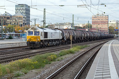 DB Cargo 077 040 München Ostbahnhof (daveymills37886) Tags: db cargo 077 040 münchen ostbahnhof baureihe emd