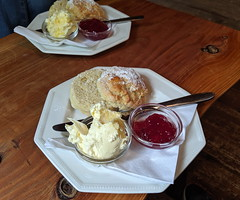 Photo of Scones With Cream And Jam