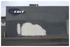 North Hollywood_0414 (Thomas Willard) Tags: california northhollywood wall repair edit change fix street urban