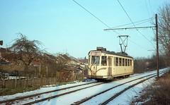 SNCV-NMVB 9156-80 (Public Transport) Tags: trams tramways tram charleroi hainaut sncv nmvb belgique