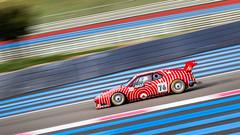#76 GuentherSchindler 1979 BMW.M1Procar (rickstratman26) Tags: car cars vintage historic paul ricard racetrack france motorsport motorsports canon le castellet panning bmw m1 procar