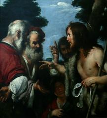 Sermon of John the Baptist (Wolfgang Bazer) Tags: sermon john baptist predigt johannes des täufers bernardo strozzi baroque painter barock maler genoa genova genua venice venedig kunsthistorisches museum wien vienna österreich austria