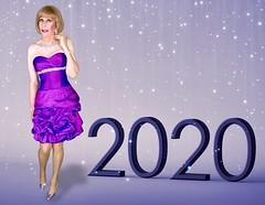 DSC08610CKF  2020 (msdaphnethos) Tags: daphnethomas crossdress transgender blonde