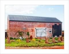 Van Meerhof Street (Daniela 59) Tags: building brickwall wall wednesdaywalls riebeekkasteel westerncape southafrica danielaruppel