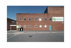 shopping centre (chrisinplymouth) Tags: shoppingcentre wall brick plymstock plymouth devon england trait uk city plymstockbroadway cameo cw69x wideangle xg 2019