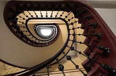 Hamburg Stairs (michael_hamburg69) Tags: hamburg germany deutschland stairs stairway treppe wendeltreppe treppenhaus karolinenviertel