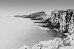 Neist reach (SkyeBaggie) Tags: neistpoint isleofskyescotland isleofskye skye scotland seascape landscape hebrides highlands canon lighthouse