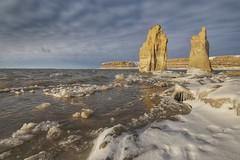 Not quite frozen (journey ej) Tags: horizonscalendar2021