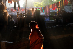 Morning Light. (sharmi_diya06) Tags: street streetphotography streetphot abstract morning colors color woman letsexplore outside natgeoyourshot natgeophotographer natgeophotographers yourshotnatgeo light shadows