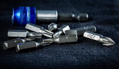 6M7A8525 (hallbæck) Tags: tools bits værktøj bit screwdriver screw driver pz2 20 blå blue macro mh hørzholm denmark canoneos5dmarkiii ef100mmf28lmacroisusm mycanonandme macrounlimited