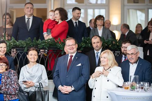Spotkanie wigilijne z Polonią