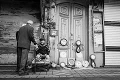salesman (navid kootahi) Tags: streetphotography salesman blackandwhite people peoplephotography documentary documentaryphotography streetstories lifeisstreet normal lifeofpeople rasht iran navidkootahi streetstyle streets day