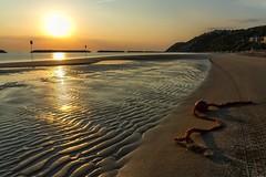 Effects of the low tide [Explore 2019.12.18] (Mario Ottaviani Photography) Tags: effects low tide lowtide bassamarea mare sea beach spiaggia shore costa