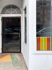 Urban Composition, London Ontario (klauslang99) Tags: klauslang urban composition entrance door