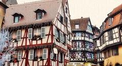 Noël à Colmar -2- (mamietherese1) Tags: world100f