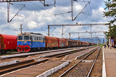 60-1645 (Andrzej Szafoni) Tags: 60 601645 060da electroputere craiova diesel railroad railway romania rumunia ro locomotive train