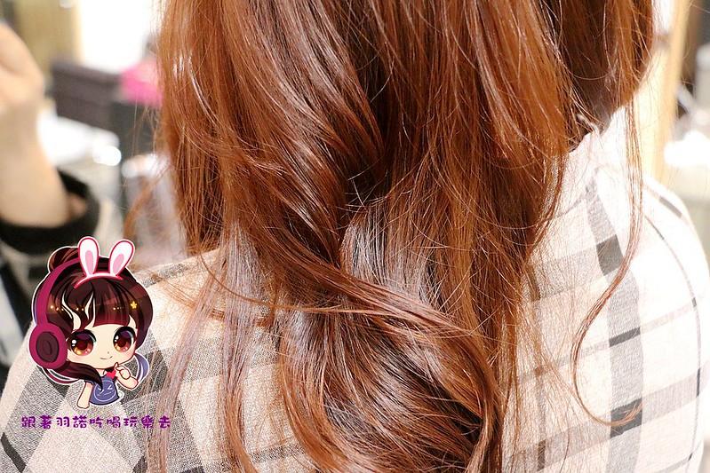 板橋染燙髮推薦 七大界美髮沙龍 肩頸SPA複合式髮廊123