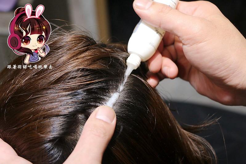 板橋染燙髮推薦 七大界美髮沙龍 肩頸SPA複合式髮廊047