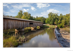 Autumn Afternoon at Watson Mill (John Cothron) Tags: 5dclassic 5dc americansouth canonef24mmf14l comer cothronphotography dixie galandscapephotography georgia georgialandscapephotography georgiaphotographer johncothron oglethorpecounty plantae southatlanticstates southforkbroadriver southernregion thesouth us usa usaphotography unitedstatesofamerica watsonmillbridge watsonmillbridgeoutdoorrecreationarea afternoonlight autumn bridge building cloud clouds coveredbridge creek fall flowing freshwater grass gristmill historic landscapephotography longexposure naturallight naturephotography old outdoor outdoorphotography outside partlycloudy plant plants reflection river scenic sky stream structure tree trees water waterpower woodbridge unitedstates img4342coweb12182019 ©johncothron2008 autumnafternoonatwatsonmill
