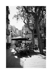 Barcelona (Koprek) Tags: kodaktrix 400 film analog 135mm streetphotography stphotographia stphotography street october 2019 barcelona spain konica konicahexaraf