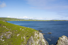 Cunningsburgh Bay (Alexander Jones - Documentary Photography) Tags: documentary landscape photography voe sea south southern shetland islands ilses d5200 seascape scotland nikon north atlantic norwegian