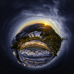 Planet Gurnigel (Bugtris) Tags: littleplanet 815f4l panorama 360gradpano canon landschaft fisheye 5dmkiii
