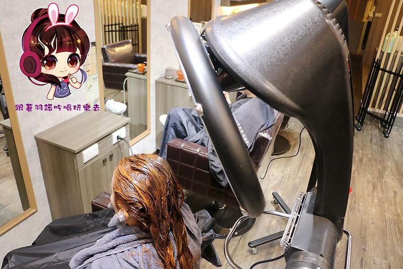 板橋染燙髮推薦 七大界美髮沙龍 肩頸SPA複合式髮廊055